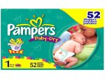 Pampers Small Pack peste 16kg